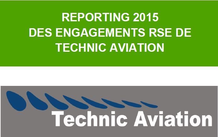 REPORTING RSE 2015